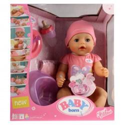 Baby Born - 8 funkciós interaktív baba - lány LÁNYOS JÁTÉKOK