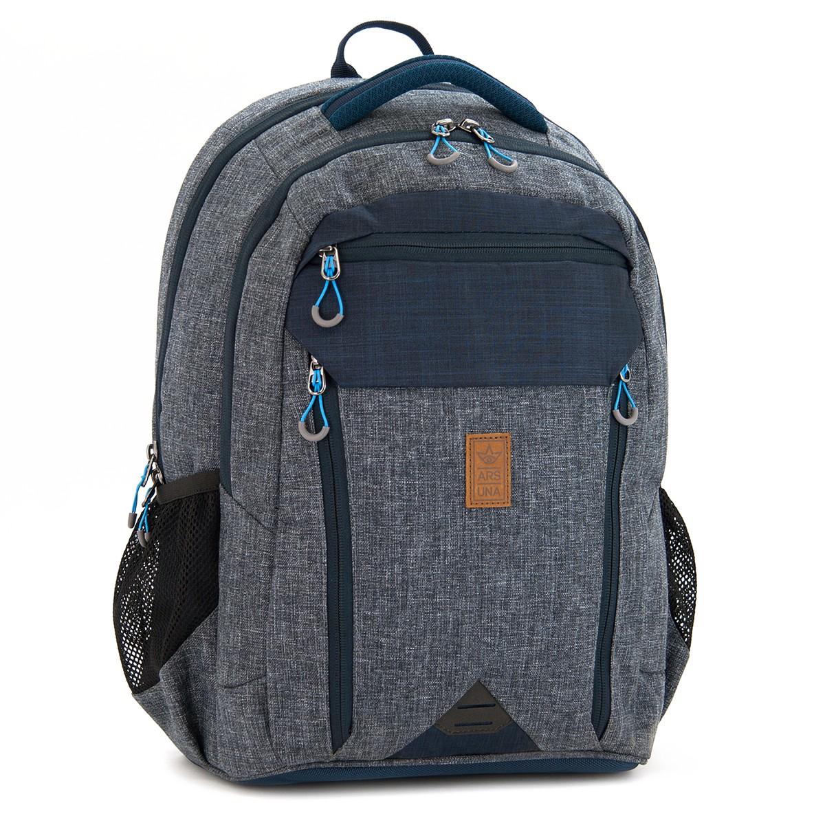 bdd3a7c8f9 ARS UNA 02 ergonomikus hátizsák, iskolatáska 91315267