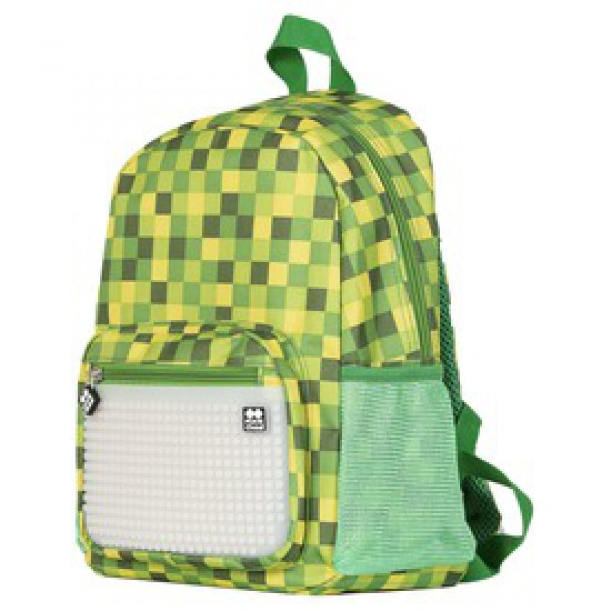 f3a6744717 Pixie sötétben világító iskolás hátizsák, iskolatáska - zöld