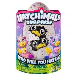 Hatchimals Surprise 2 darabos meglepetés Giraven figura - Hatchimals plüssök tojásban Hatchimals