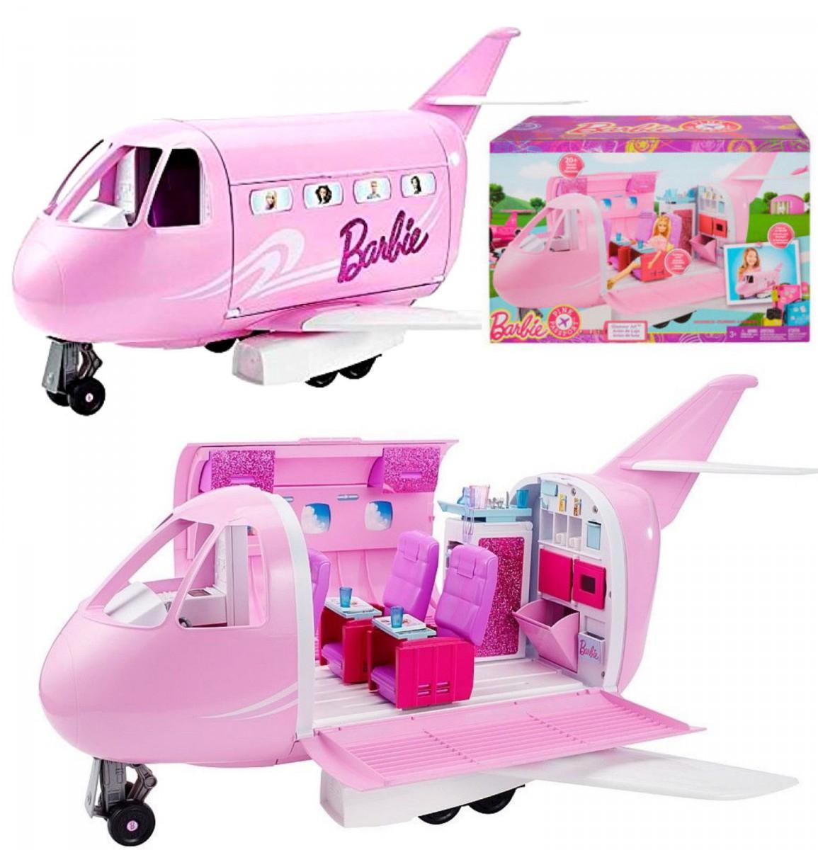 Barbie repülőgép DMR53 d2681c1f67