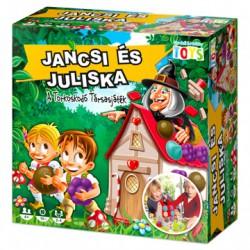 Jancsi és Juliska társasjáték - Új kiadás Játék