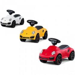 Rastar Porsche 911 lábbal hajtós kisautó - többféle színben