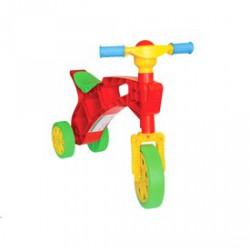 Műanyag magas kismotor - többféle színben - Járművek