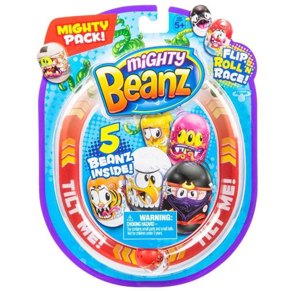 Mighty Beanz 5 darabos szett