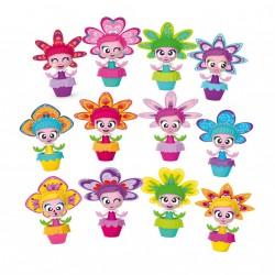 Bloomy Belles virágcserépbaba többféle változatban Játék Bloomy Belles