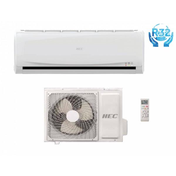 HEC HSU-09TK1/R32(DB)-IN/HSU-09TK1/R32(DB)-OUT inverteres klímaberendezés 2,6kW