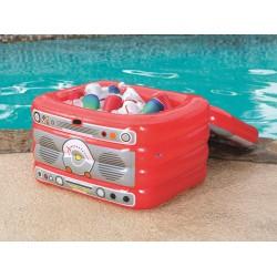 Bestway Party lemezjátszó alakú buli 31 literes hűtőtáska 61x53cm