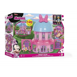 Minnie egér háza játékkészlet Játék