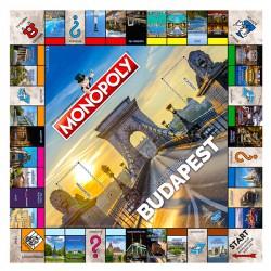Monopoly Budapest - Top Látnivalók Játék Monopoly