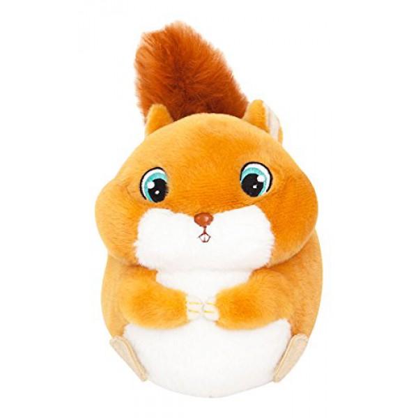 Bim Bim rázkodó, ugráló mókus plüssfigura
