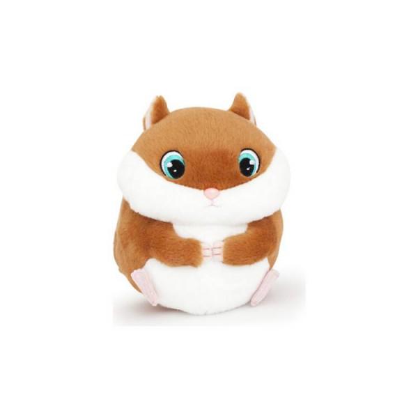 Bam Bam rázkodó, ugráló mókus plüssfigura