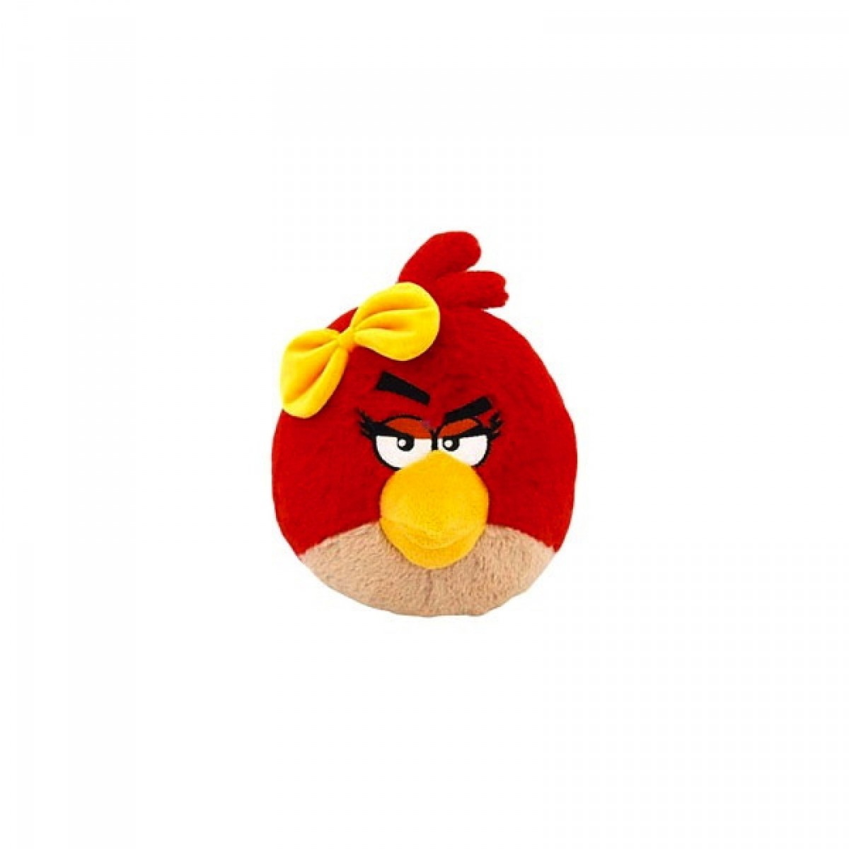 Angry Birds  Piros lány madár 13 cm-es plüssfigura 18220ab098