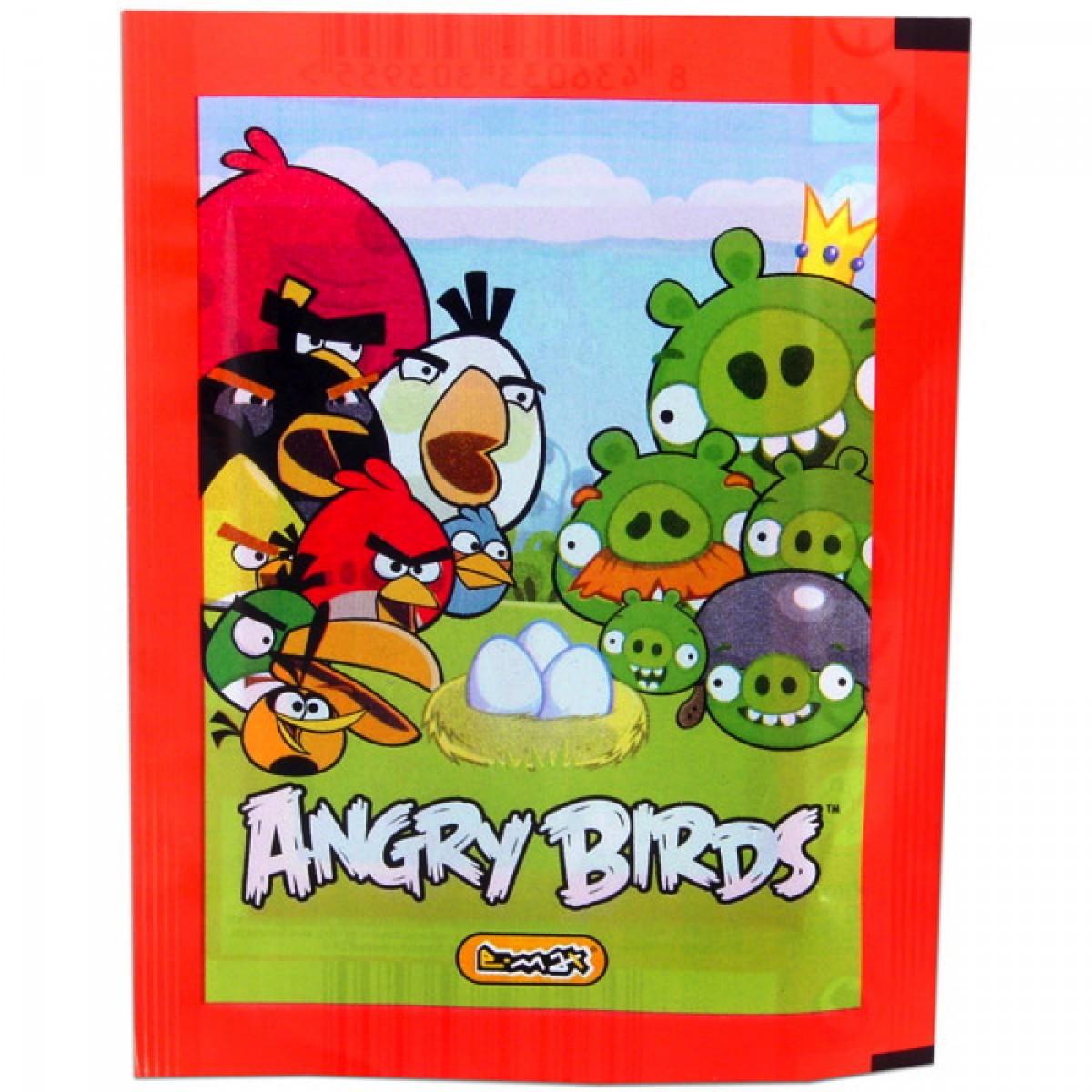 Angry Birds  gyűjthető matricák - - ANGRY BIRDS  54a048d367