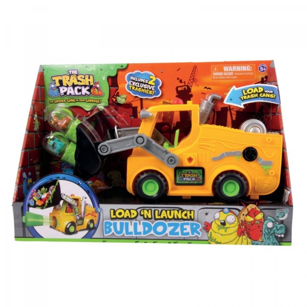 f38ac506dc Trash Pack - Buldózer - - TRASH PACK - Kukabúvárok | Játék, ajándék ...
