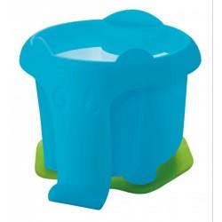 Pelikan - Ecsettál elefánt formával, kék Pelikán HERLITZ
