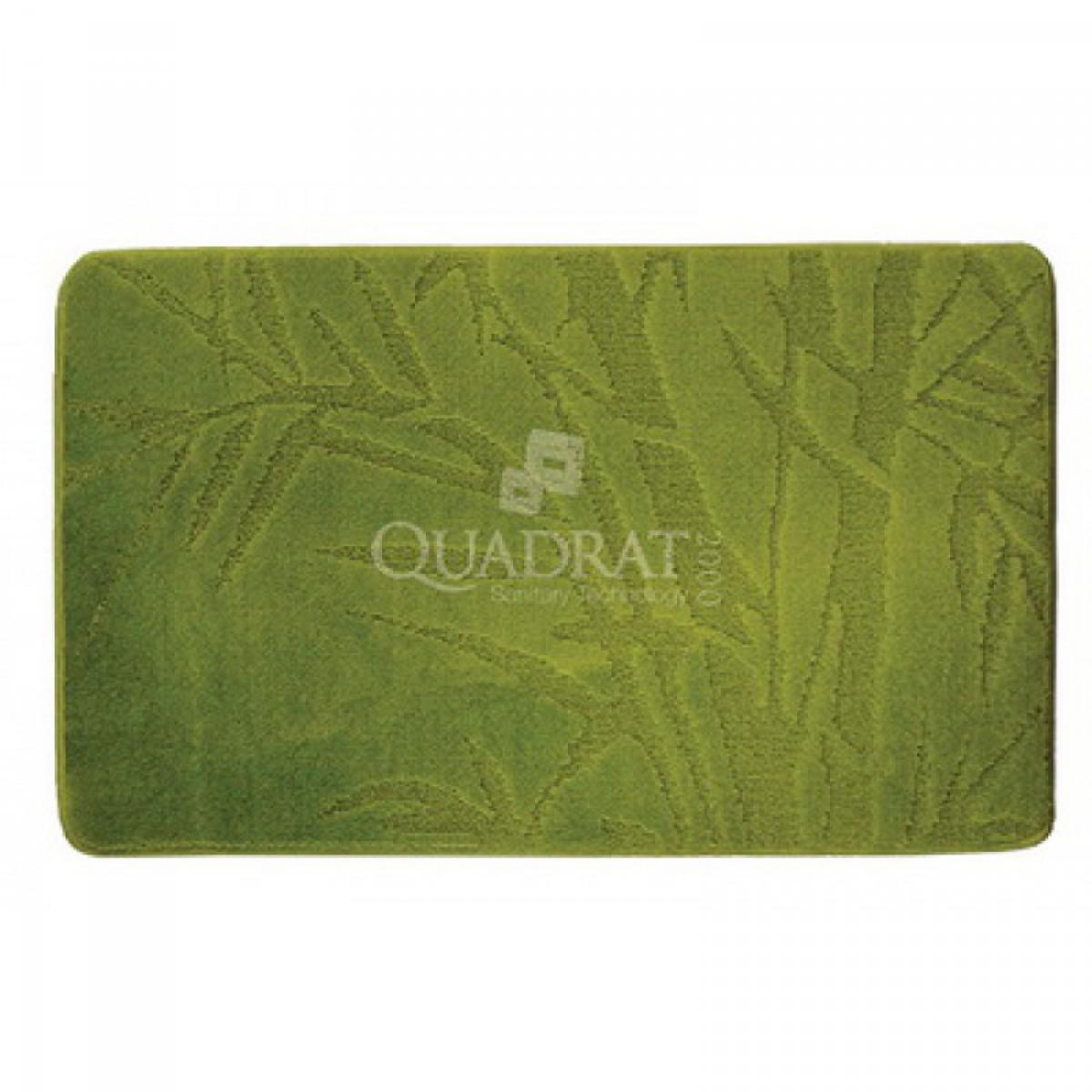 QUADRAT Fürdőszobaszőnyeg, Gold, L, smaragd Otthon