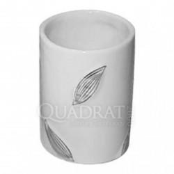 QUADRAT - Kerámia, CLASSIC WHITE Family, fürdőszoba kiegészítő - Fürdőszobai kiegészítők