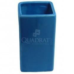 QUADRAT - Kerámia, CUBES BLUE Family, fürdőszoba kiegészítő - Fürdőszobai kiegészítők