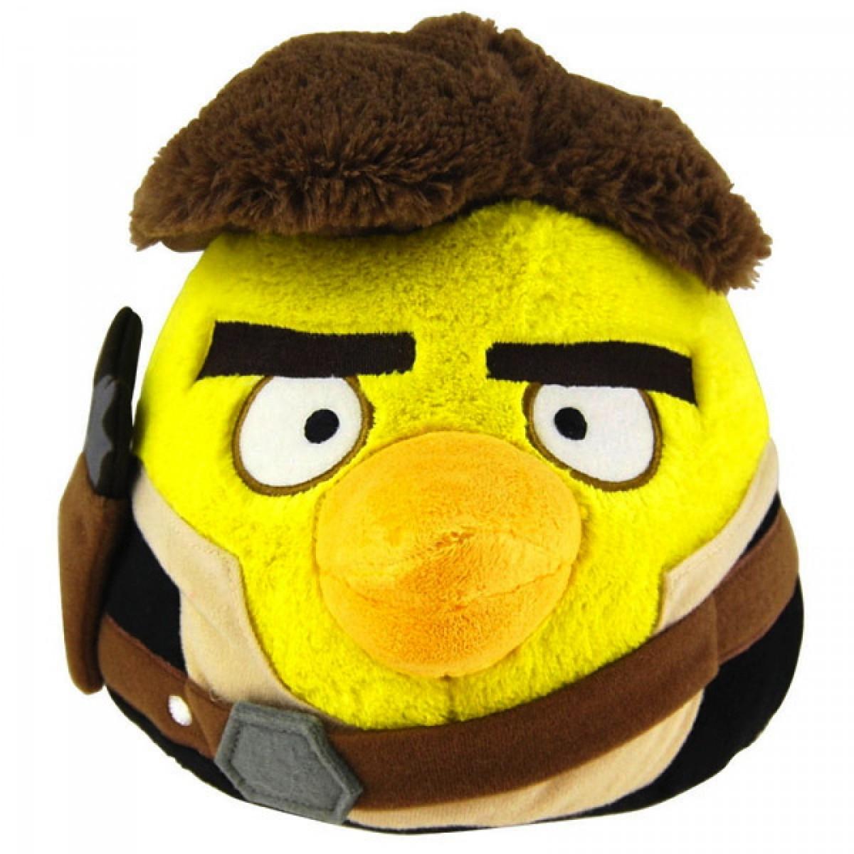 Angry Birds  13 cm-es Star Wars Han Solo plüssfigura b32a89d23e