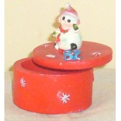 Hóemberes kis dobozka -Ünnepi meglepik