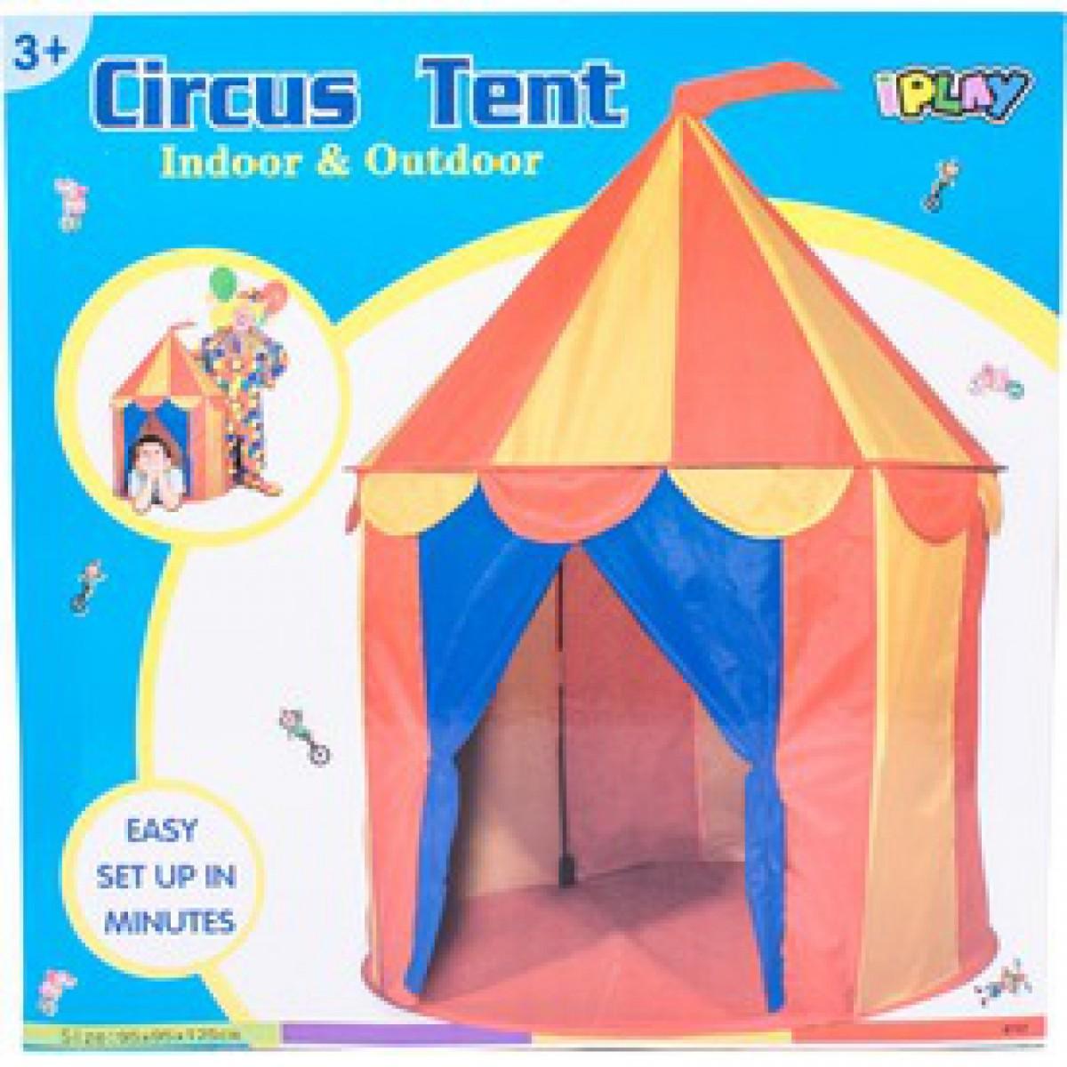 4f43b2df08 Cirkusz gyermeksátor 92 x 120 cm - Játék | Játék, ajándék, cipő ...