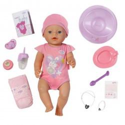Baby Born 8 funkciós interaktív baba - lány - Zapf Creation játékok ( Baby Born ) Baby Born