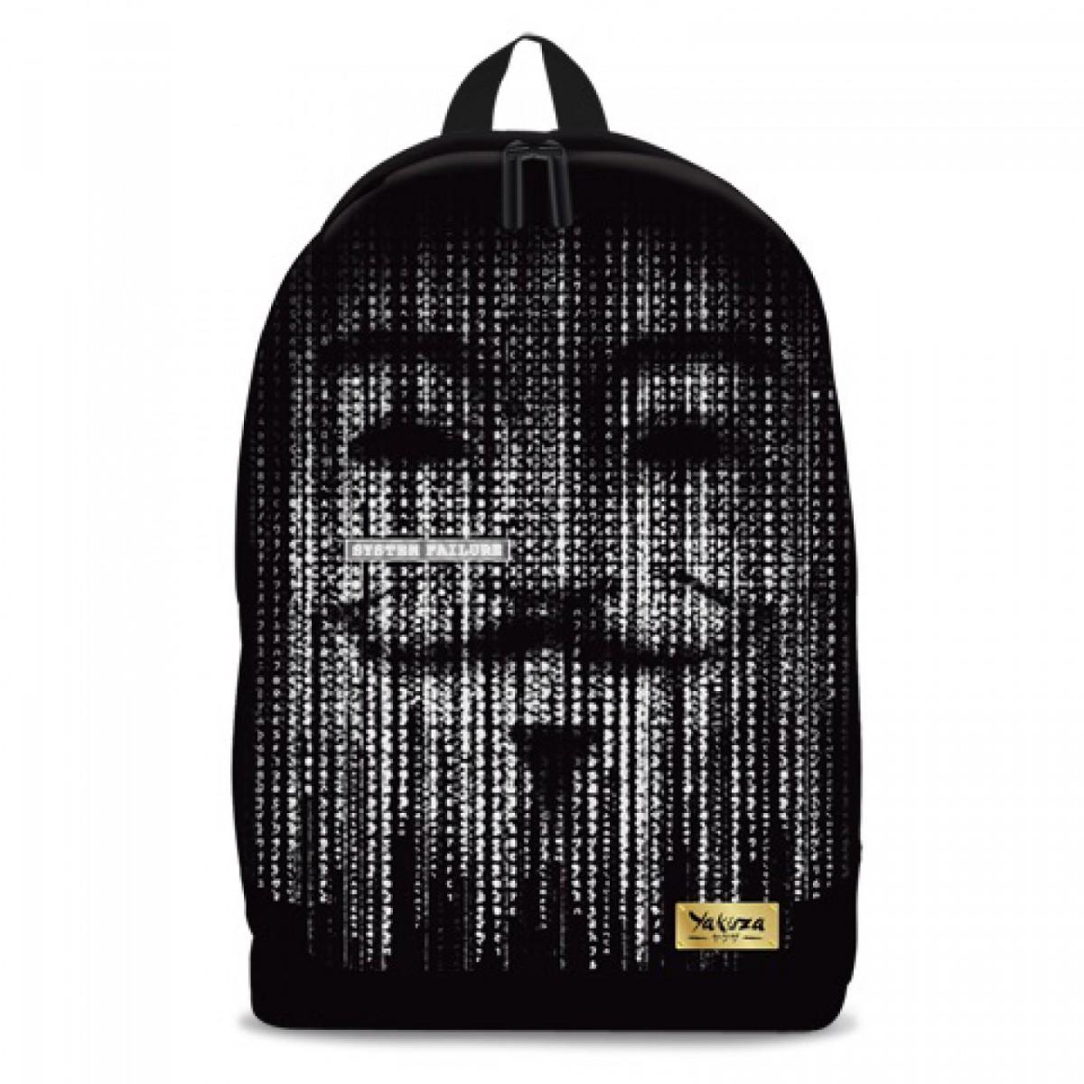 d4fc13242b38 YAKUZA anonymus hátizsák - nagy