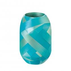 Herlitz - Ombre tojáskötöző 20mx10mm, türkiz - Csomagolópapírok