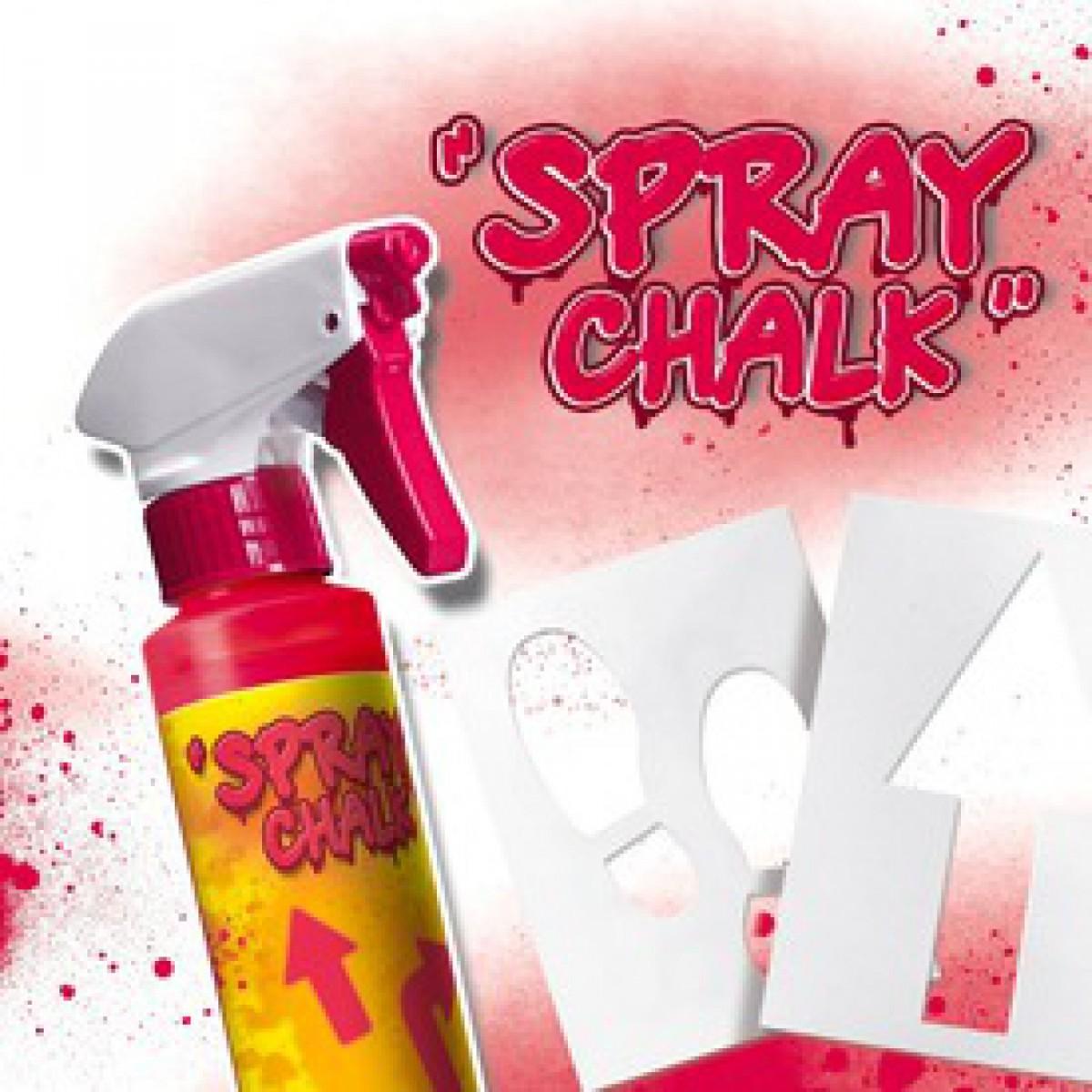 SES - Kréta spray - piros - - SES kreatív játékok ...