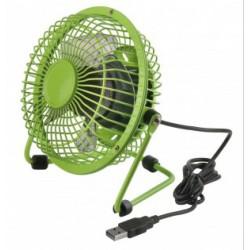ARDES - 5F01G USB ventilátor zöld Műszaki Ardes