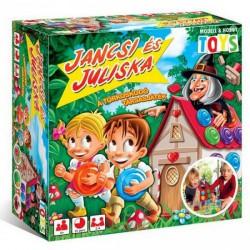 Jancsi és Juliska társasjáték Játék