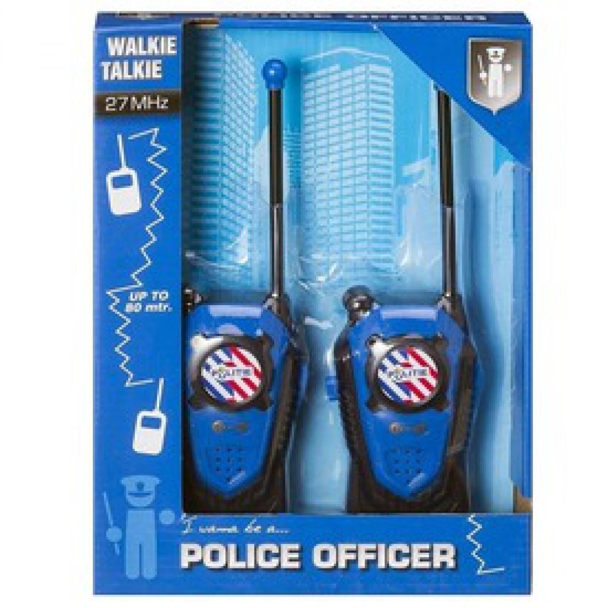 Walkie-talkie Rendőrségi játék adóvevő készlet 5ed3197e91