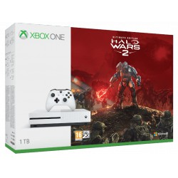 XBOX One S gép 1TB + Halo Wars 2 Ultimate Edition (XBO) JÁTÉKKONZOLOK
