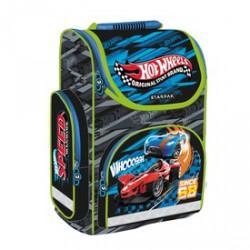 Hot Wheels iskolatáska - fekete Táska, sulis felszerelés