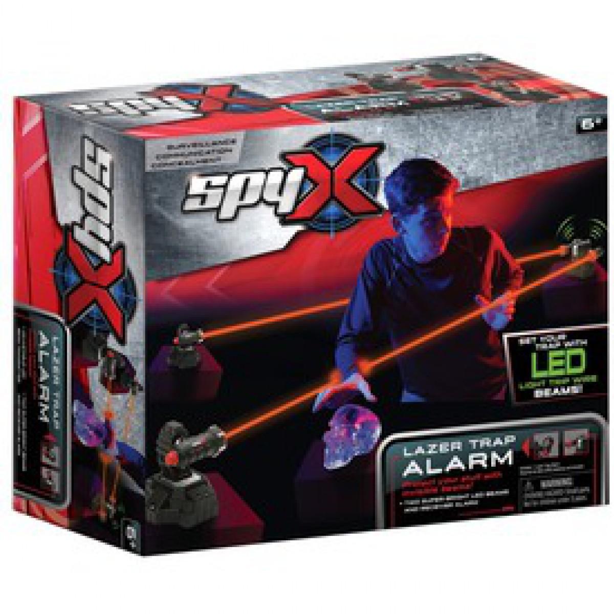 SpyX játék lézeres riasztó fb6966e76b