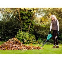 Bosch kerti porszívó, lombfújó/szívó ALS 25 EU 0.600.8A1.000 - Fűnyírók, gyomkiszedők Bosch