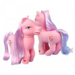 Defa Lucy hangot adó póni - 24 cm, rózsaszín - Defa Lucy babák és kiegészítők Defa Lucy