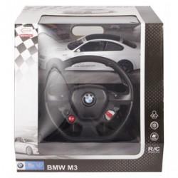 Rastar távirányítós BMW M3 kormánnyal - 1:14 - TÁVIRÁNYÍTÓS játékok Rastar