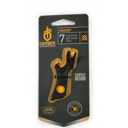 Gerber Shard multifunkciós, kulcstartóra rögzíthető mini szerszám (2231002965) - Gerber termékek Gerber