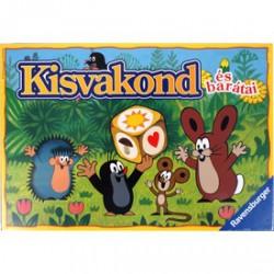 Ravensburger Kisvakond és barátai társasjáték Játék Ravensburger