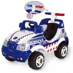 Elektromos rendőr terepjáró - 6V, bébiautó - Járművek
